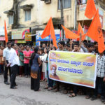 abvp students protest