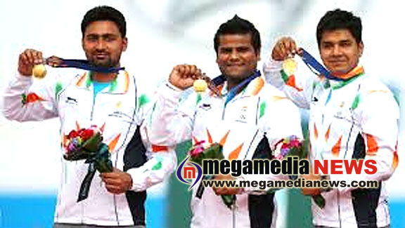 Indian-Archery-team
