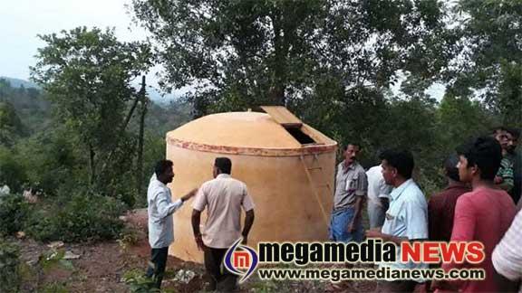 Putturu Water tank