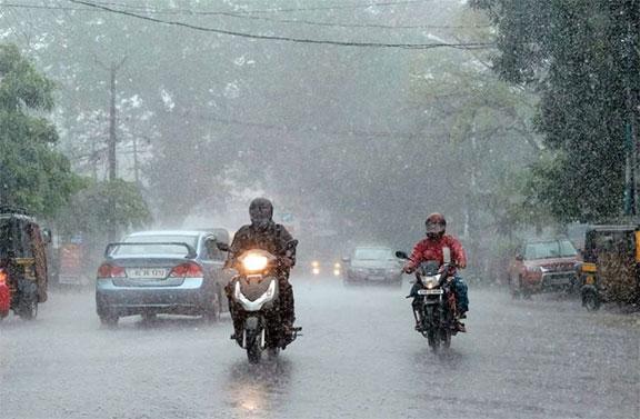 Kasaragod Rain