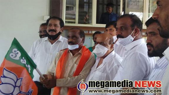 Manjayya Shetty