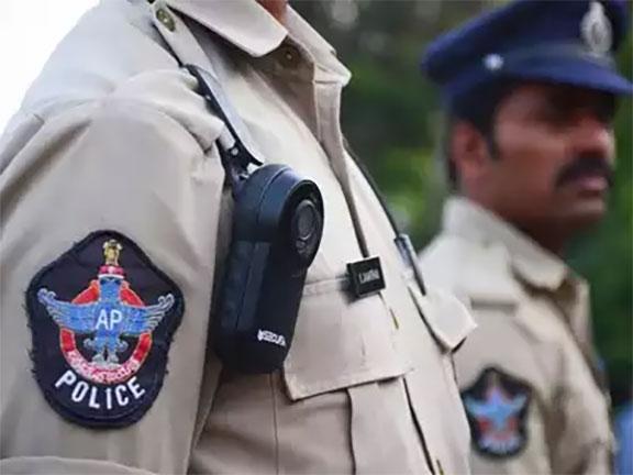 Andra police