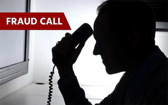 fraud call