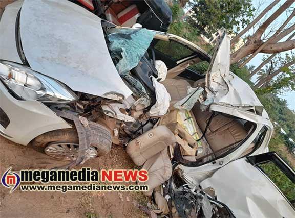 Car Accident Kulai