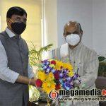 Bommai-meets-Health-minister